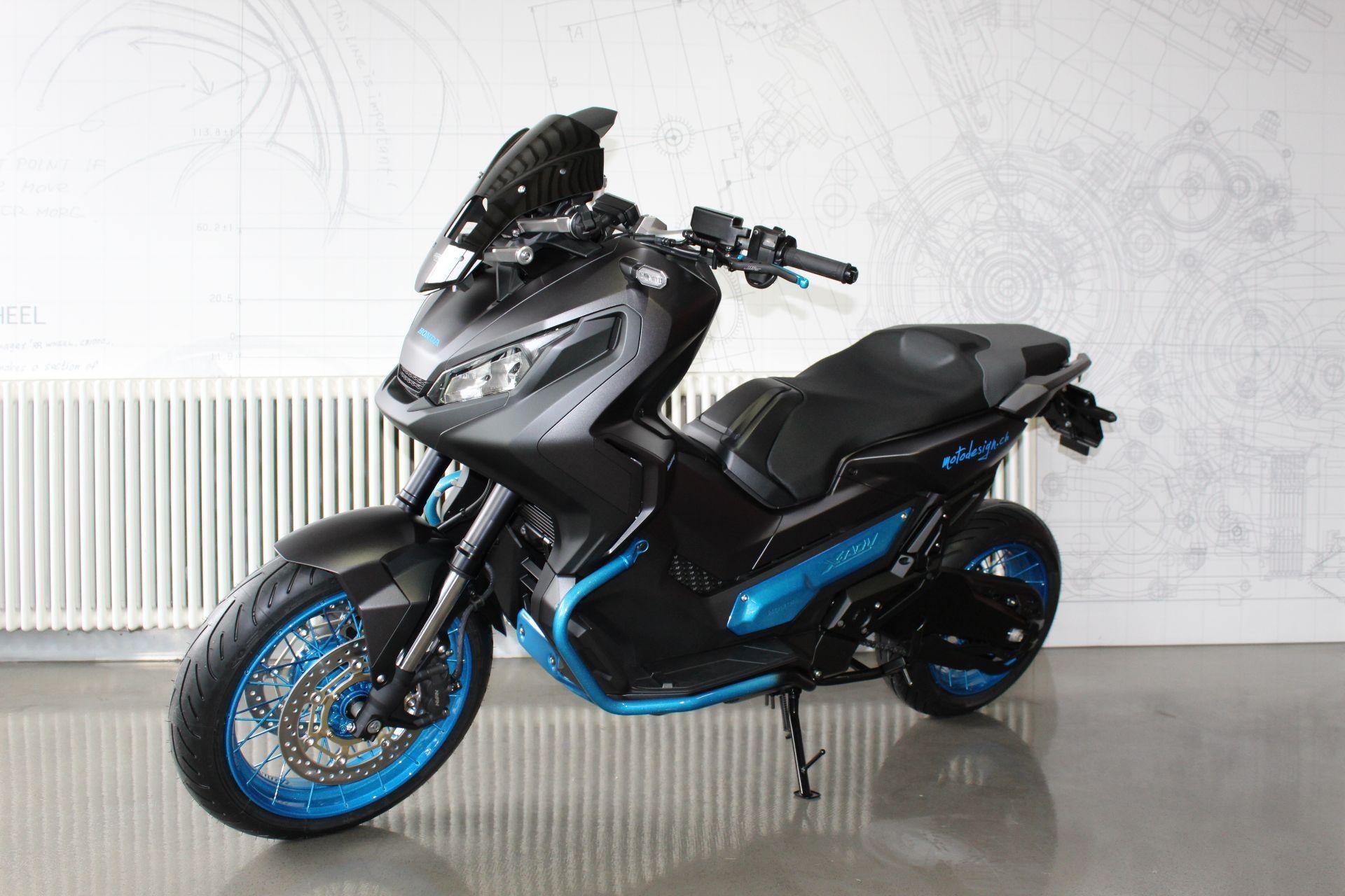 moto veicoli nuovi acquistare honda x adv 750 racing. Black Bedroom Furniture Sets. Home Design Ideas