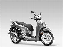 Motorrad kaufen Neufahrzeug HONDA SH 300 A (roller)