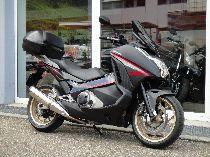 Motorrad kaufen Occasion HONDA NC 750 D Integra (roller)