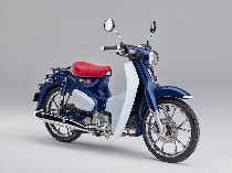 Buy motorbike New vehicle/bike HONDA C 125 A Super Cub (touring)