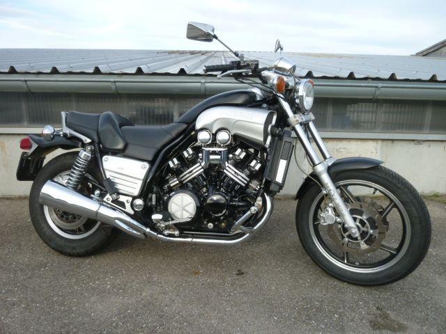 Motorrad kaufen YAMAHA VMX 1200 TD Occasion
