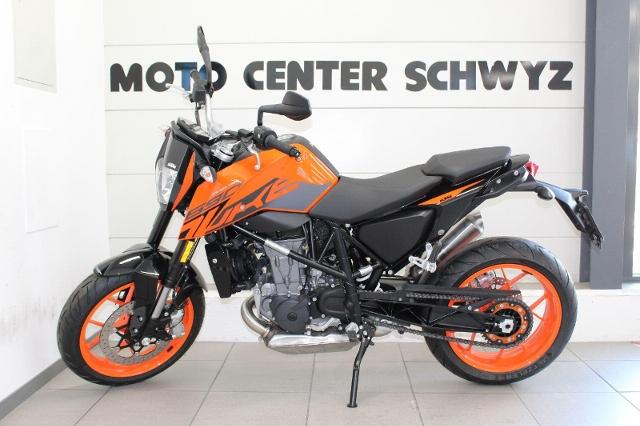 Motorrad kaufen KTM 690 Duke ABS Occasion