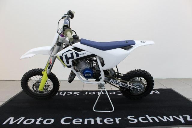 Motorrad kaufen HUSQVARNA Cross TC 50 Occasion