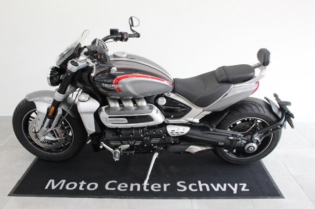 Motorrad kaufen TRIUMPH Rocket 3 GT ab Lager lieferbar!! Neufahrzeug