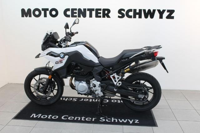 Motorrad kaufen BMW F 750 GS Vorführmodell