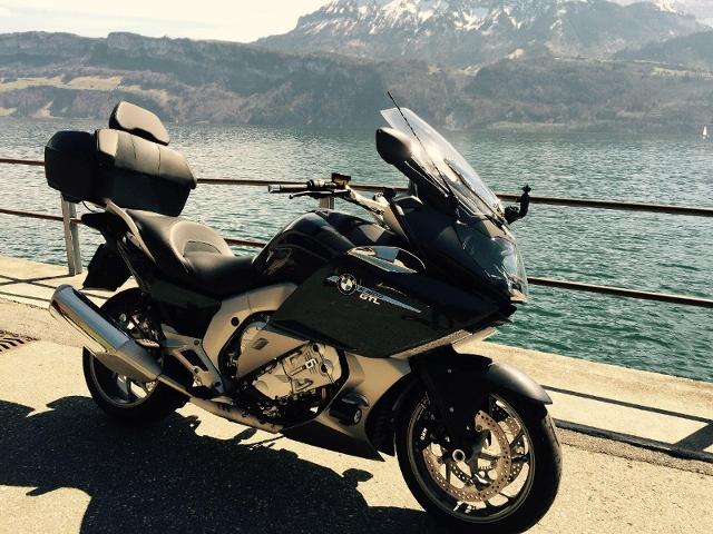 Motorrad kaufen BMW K 1600 GTL ABS Occasion
