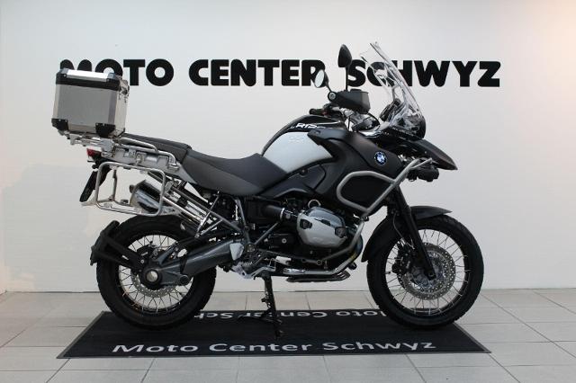 Motorrad kaufen BMW R 1200 GS Adventure Triple Black Occasion