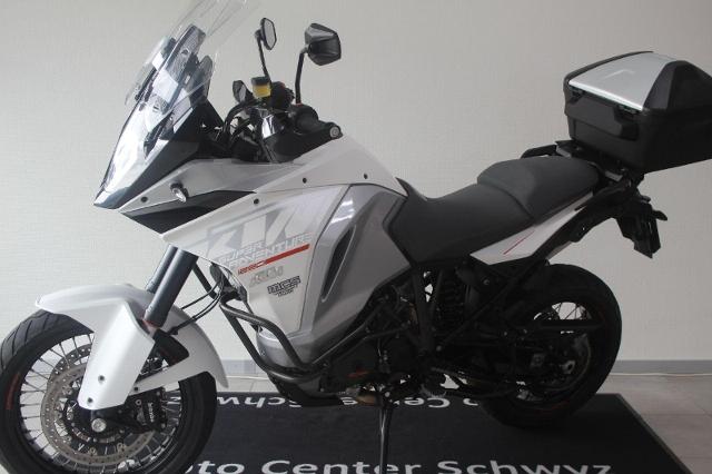 Motorrad kaufen KTM 1290 Super Adventure ABS Occasion