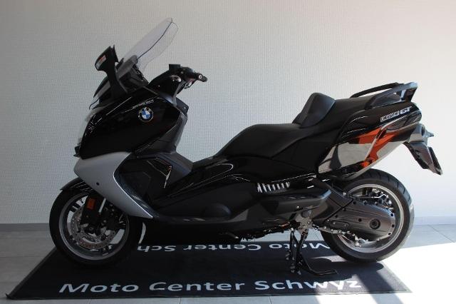 Motorrad kaufen BMW C 650 GT ABS Vorführmodell