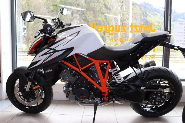 Acheter une moto KTM 1290 Super Duke R Spezialaktion inkl. kurzem Kennzeichenhalter neuve