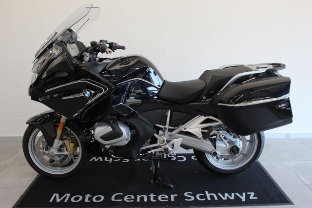 Motorrad kaufen BMW R 1250 RT ***Option 719 blue planet metallic*** Neufahrzeug