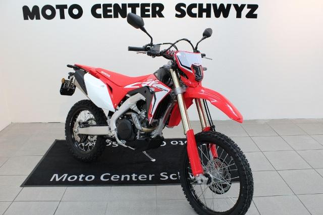 Motorrad kaufen HONDA CRF 450 L Vorführmodell