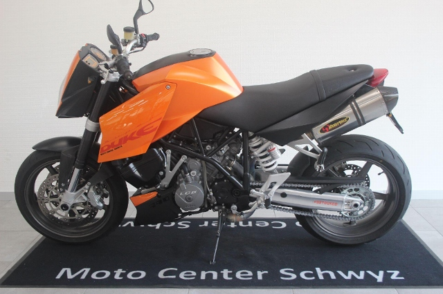 Motorrad kaufen KTM 990 Super Duke Occasion