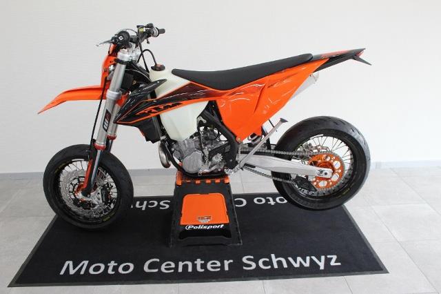 Motorrad kaufen KTM 500 EXC-F ***SUPERMOTARD*** Neufahrzeug