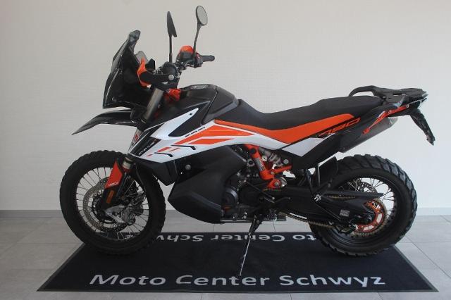 Motorrad kaufen KTM 790 Adventure R Occasion