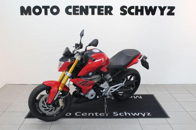 Acheter une moto BMW G 310 R ABS inkl. BMW Kleider im Wert von Fr. 1000.-- neuve