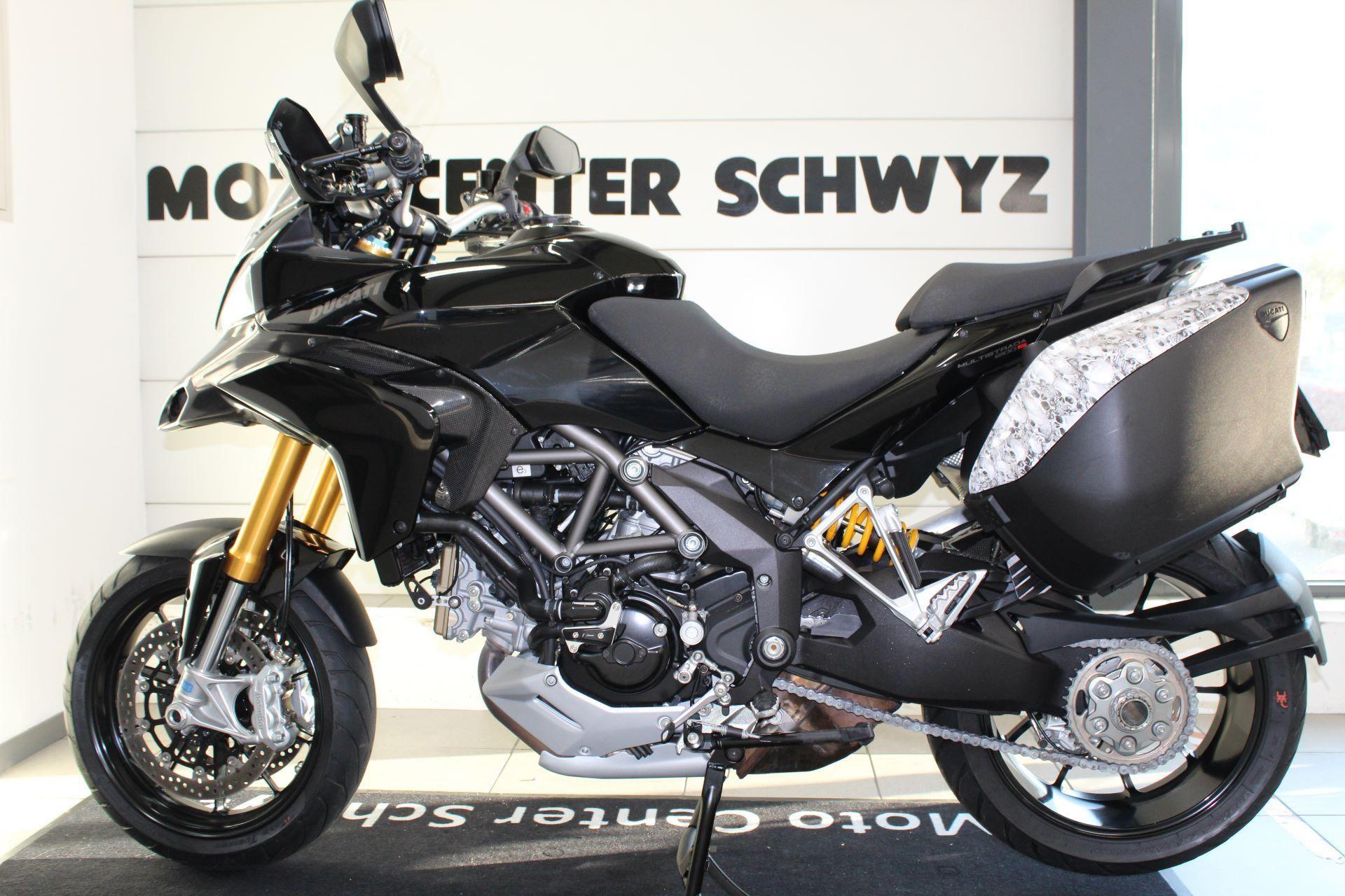 moto occasions acheter ducati 1200 multistrada s abs moto center schwyz ag seewen schwyz. Black Bedroom Furniture Sets. Home Design Ideas
