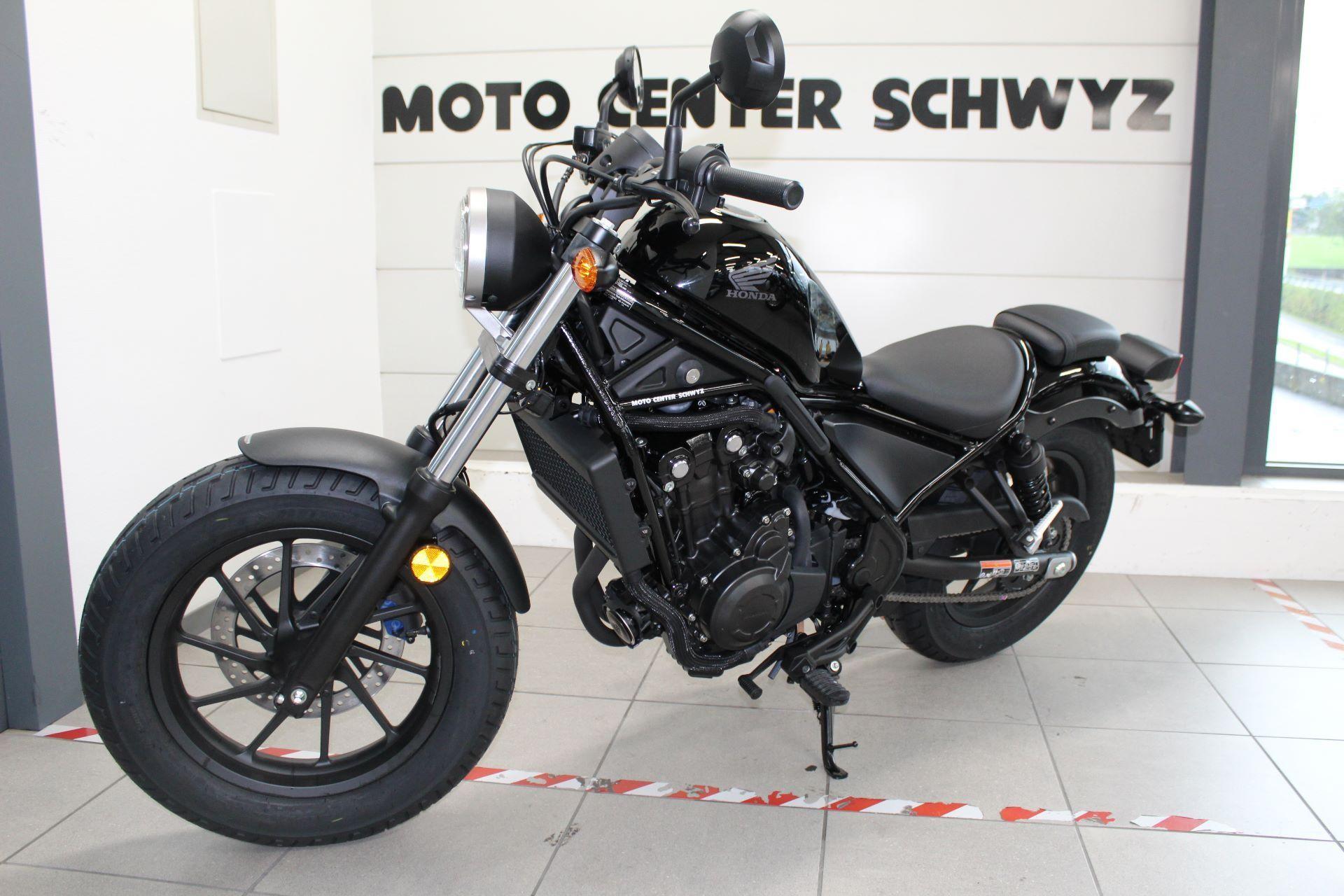motorrad neufahrzeug kaufen honda cmx 500 rebel moto center schwyz ag seewen schwyz. Black Bedroom Furniture Sets. Home Design Ideas