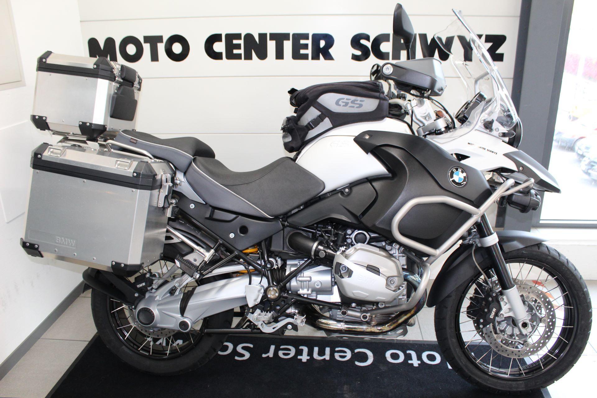 moto occasions acheter bmw r 1200 gs adventure moto center schwyz ag seewen schwyz. Black Bedroom Furniture Sets. Home Design Ideas