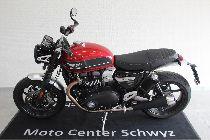 Motorrad kaufen Neufahrzeug TRIUMPH Speed Twin 1200 (retro)