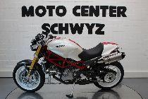 Töff kaufen DUCATI 1000 Monster S4Rs Testastretta Naked