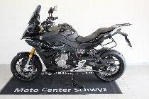 Töff kaufen BMW S 1000 XR ABS Triple Black inkl. getöntem Windschild und HP Sitz Touring