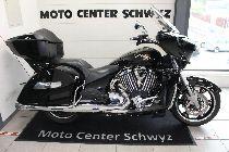 Motorrad kaufen Occasion VICTORY Cross Country Tour (custom)