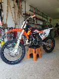 Motorrad kaufen Occasion KTM 125 SX Cross (motocross)
