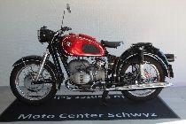 Motorrad kaufen Oldtimer BMW R 50