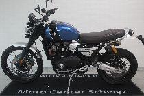 Motorrad kaufen Vorführmodell TRIUMPH Scrambler 1200 XC (retro)