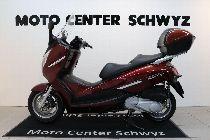 Motorrad kaufen Occasion HONDA FES 125 Silver Wing ABS (roller)