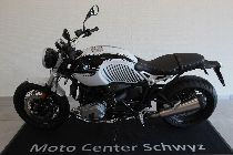 Töff kaufen BMW R nine T Pure ABS  Option 719 blackstrom metallic Retro
