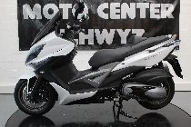 Motorrad kaufen Occasion KYMCO Xciting 400i (roller)