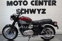 Aquista moto TRIUMPH Bonneville T120 1200 Retro