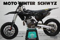 Motorrad kaufen Occasion HUSQVARNA 450 FS (motocross)