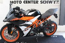 Töff kaufen KTM 390 RC Supersport ABS Sport