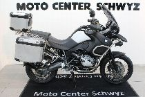 Töff kaufen BMW R 1200 GS Adventure Triple Black Enduro