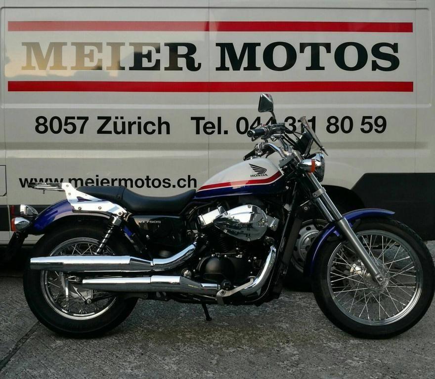 moto occasioni acquistare honda vt 750 s meier motos z rich. Black Bedroom Furniture Sets. Home Design Ideas
