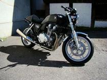 Motorrad kaufen Occasion HONDA CB 1100 A ABS (touring)