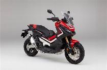 Motorrad Mieten & Roller Mieten HONDA X-ADV 750 (Roller)