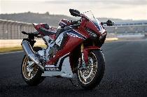 Motorrad Mieten & Roller Mieten HONDA CBR 1000 RR Fireblade SP (Sport)