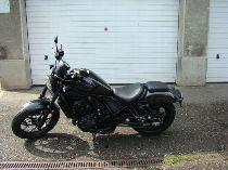 Motorrad kaufen Occasion HONDA CMX 1100 Rebel DCT (custom)
