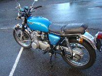 Motorrad kaufen Oldtimer HONDA CB550F
