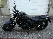 Motorrad kaufen Vorführmodell HONDA CMX 500 Rebel (custom)