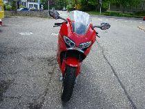 Motorrad kaufen Occasion HONDA VFR 800 F ABS (touring)