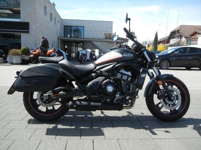 moto occasioni acquistare kawasaki vulcan s 650 abs special edition iff motorcycles ag gettnau. Black Bedroom Furniture Sets. Home Design Ideas
