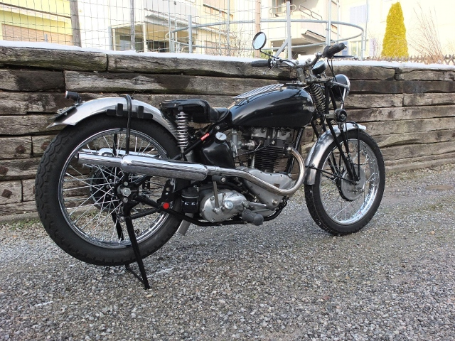 Motorrad kaufen TRIUMPH 3T Speed Twin Oldtimer