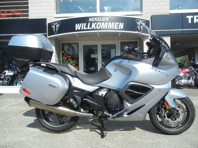 Motorrad kaufen TRIUMPH Trophy 1200 ABS Occasion