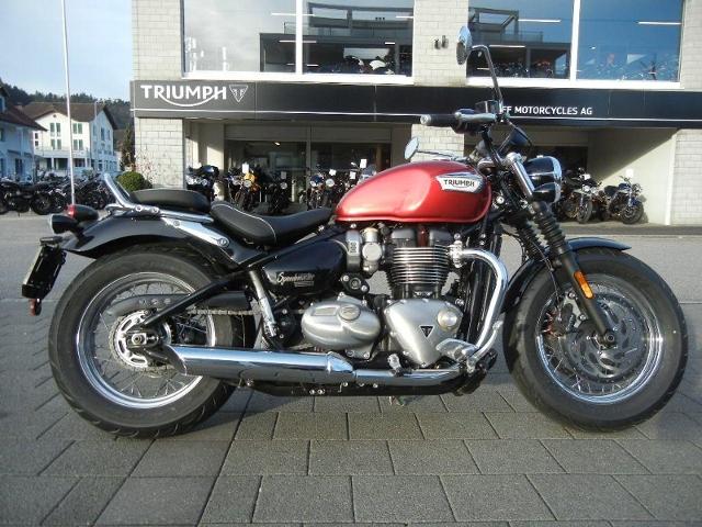 Motorrad kaufen TRIUMPH Bonneville 1200 Speedmaster Vorführmodell