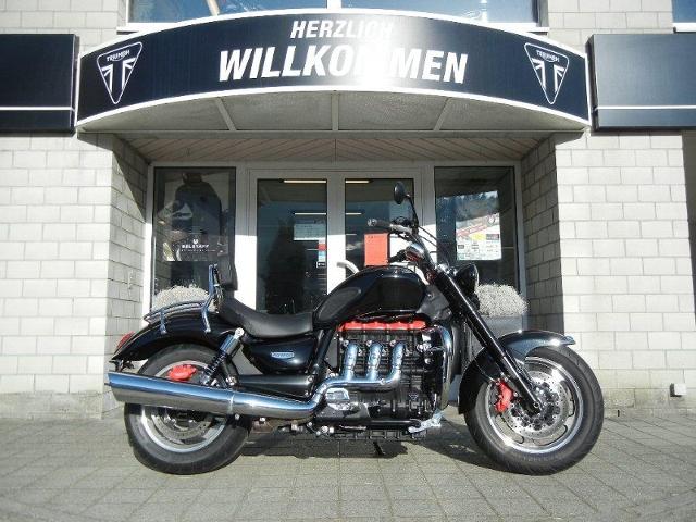 Motorrad kaufen TRIUMPH Rocket III 2300 Roadster Occasion